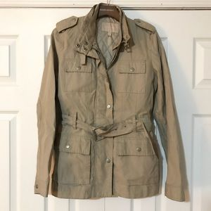 Banana Republic Utility Jacket - Size Medium